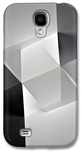 Op Art Photographs Galaxy S4 Cases - Impossible Structure #1 Galaxy S4 Case by Stephen Shilling II