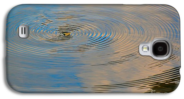 Surreal Landscape Galaxy S4 Cases - In a Spin Galaxy S4 Case by Lauren Hunter