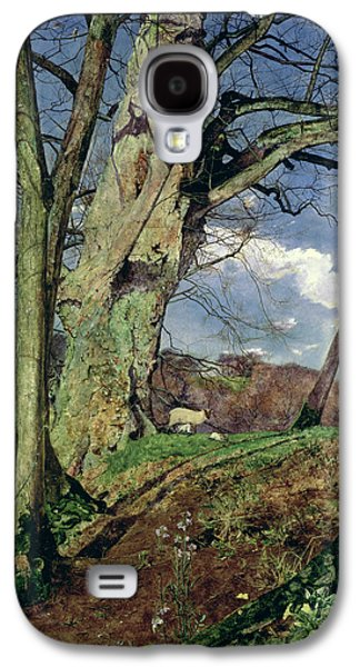 In Early Spring Galaxy S4 Case by John William Inchbold