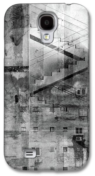 In The City Galaxy S4 Case by Jacky Gerritsen