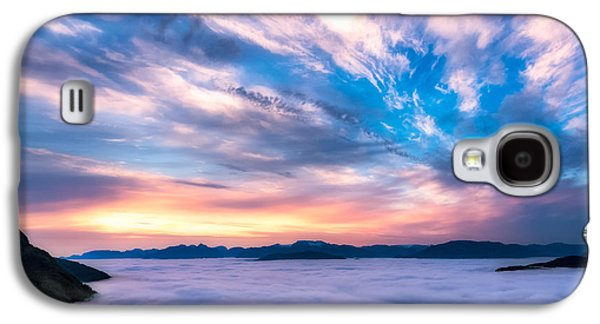 Norway Galaxy S4 Cases - Inbetween Galaxy S4 Case by Tor-Ivar Naess