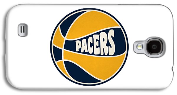 Indiana Pacers Retro Shirt Galaxy S4 Case by Joe Hamilton