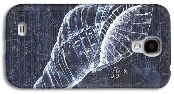 Indigo Verde Mar 3 Galaxy S4 Case by Debbie DeWitt