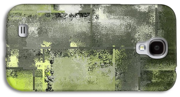 Industrial Digital Galaxy S4 Cases - Industrial Abstract - 11t Galaxy S4 Case by Variance Collections