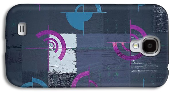 Abstract Digital Galaxy S4 Cases - Industrial Design - s02j088129164c3 Galaxy S4 Case by Variance Collections