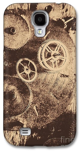 Industrial Gears Galaxy S4 Case by Jorgo Photography - Wall Art Gallery