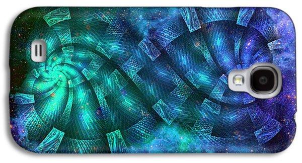 Galaxy S4 Cases - Infinity and Beyond Galaxy S4 Case by Anastasiya Malakhova