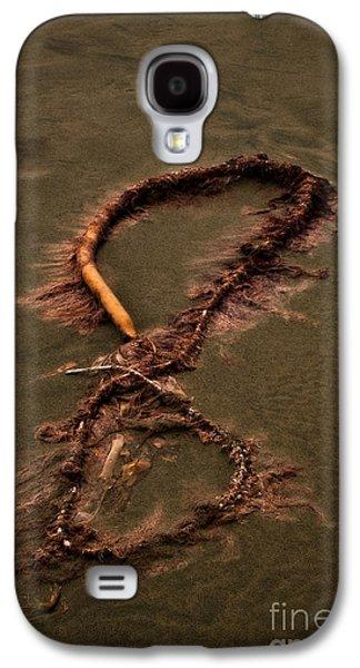 Alga Galaxy S4 Cases - Infinity Galaxy S4 Case by Venetta Archer