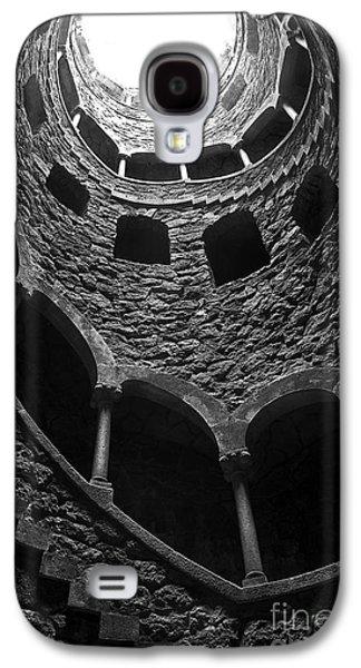 Stone Galaxy S4 Cases - Initiation Well Galaxy S4 Case by Carlos Caetano