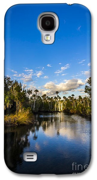 Park Scene Galaxy S4 Cases - Inlet Cove Galaxy S4 Case by Marvin Spates