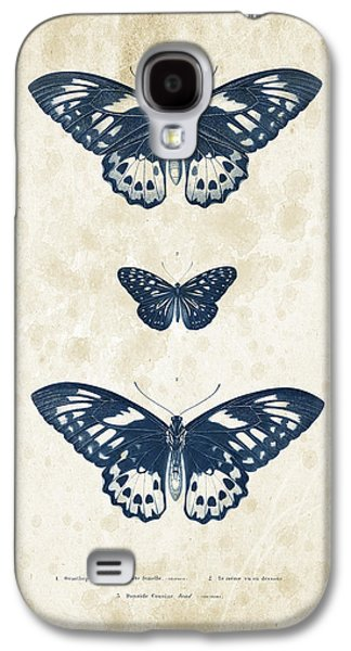 Insects Digital Art Galaxy S4 Cases - Insects - 1832 - 04 Galaxy S4 Case by Aged Pixel