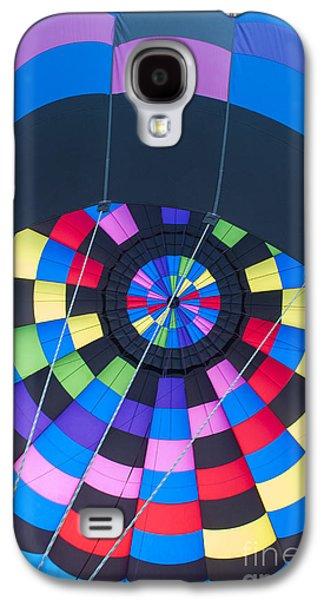 Diagonal Galaxy S4 Cases - Inside the Balloon Galaxy S4 Case by Juli Scalzi