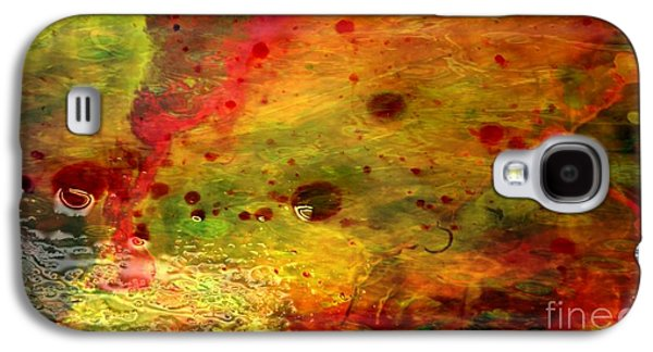 Abstract Movement Galaxy S4 Cases - Intense Energy Galaxy S4 Case by TLynn Brentnall