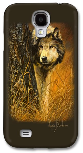 Interested Galaxy S4 Case by Lucie Bilodeau