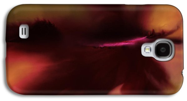 Nature Abstract Galaxy S4 Cases - Internal Highlights Galaxy S4 Case by Gary Bartoloni