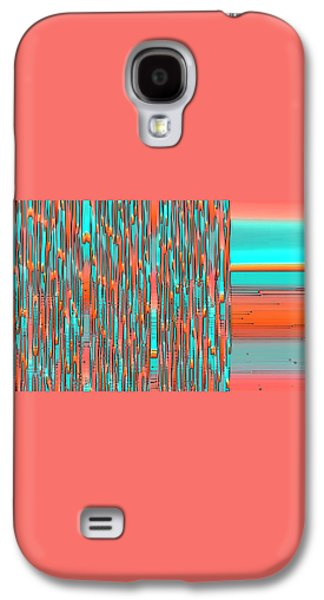 Interplay Of Warm And Cool Galaxy S4 Case by Ben and Raisa Gertsberg