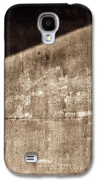 Urban Art Photographs Galaxy S4 Cases - Into Darkness Galaxy S4 Case by Wim Lanclus