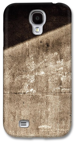 Urban Photographs Galaxy S4 Cases - Into Darkness Galaxy S4 Case by Wim Lanclus