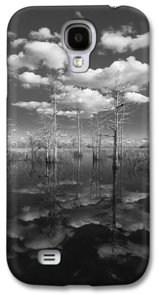 White River Scene Galaxy S4 Cases - Into The Everglades Galaxy S4 Case by Debra and Dave Vanderlaan