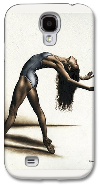 Invitation To Dance Galaxy S4 Case by Richard Young