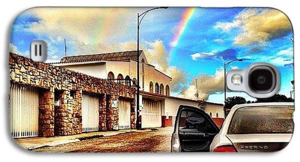 #iphone # Rainbow Galaxy S4 Case by Estefania Leon