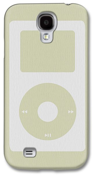 iPod Galaxy S4 Case by Naxart Studio