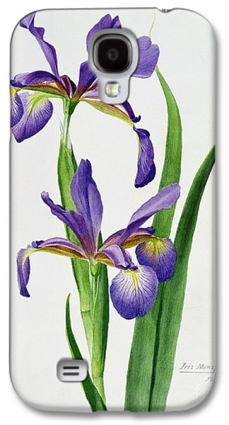 Iris Monspur Galaxy S4 Case by Anonymous