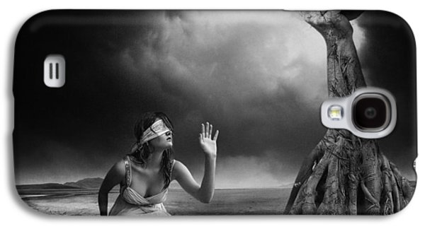 Is There Anybody Out There? Galaxy S4 Case by Erik Brede