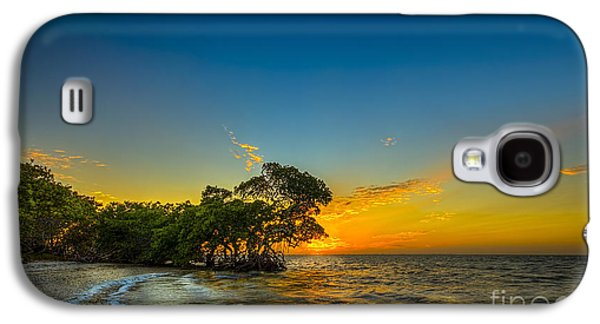 Island Paradise Galaxy S4 Case by Marvin Spates