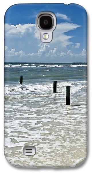 Wooden Galaxy S4 Cases - Isnt life wonderful? Galaxy S4 Case by Melanie Viola