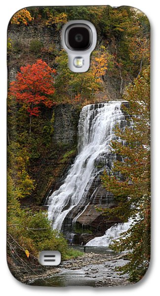 Ithaca Falls Galaxy S4 Case by Jessica Jenney