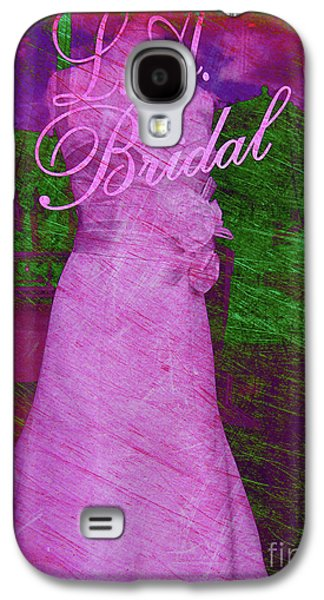 Ball Gown Photographs Galaxy S4 Cases - Its a choice you make Galaxy S4 Case by Susanne Van Hulst