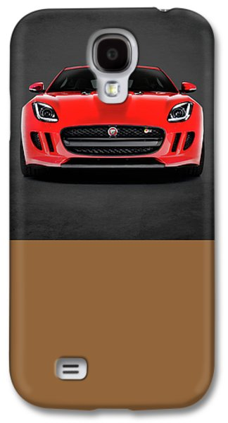 Classic Cars Photographs Galaxy S4 Cases - Jaguar F Type Galaxy S4 Case by Mark Rogan