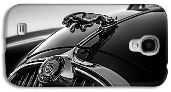 Mascot Galaxy S4 Cases - Jaguar Mascot Galaxy S4 Case by Douglas Pittman