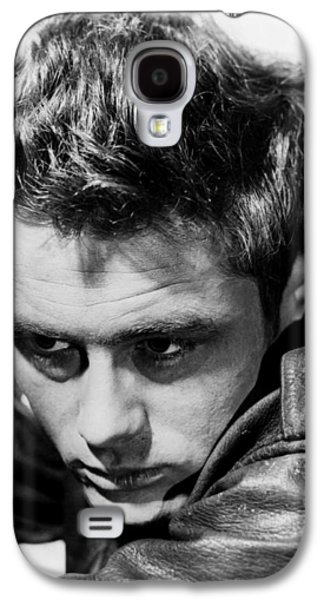 1955 Movies Photographs Galaxy S4 Cases - James Dean 1955 Galaxy S4 Case by Dr Macro