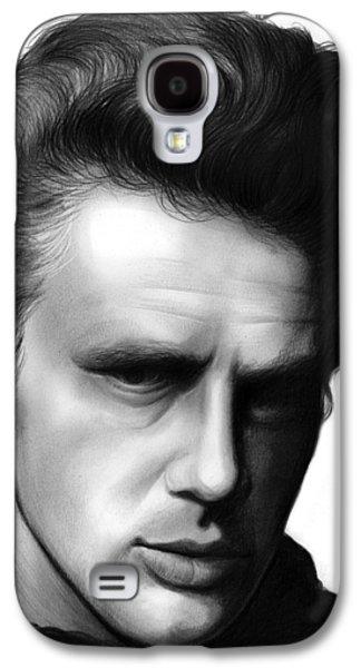James Dean Galaxy S4 Case by Greg Joens