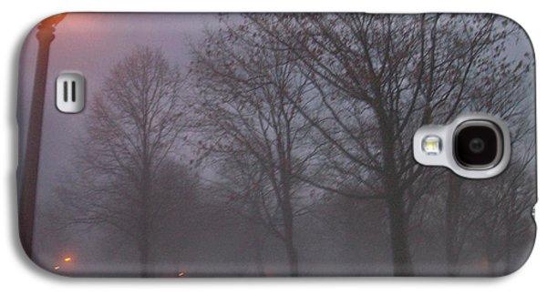 January Galaxy S4 Cases - January fog 3 Galaxy S4 Case by Anita Burgermeister