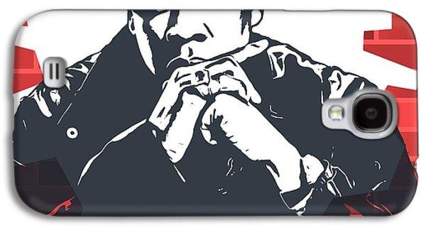 Jay Z Graffiti Tribute Galaxy S4 Case by Dan Sproul
