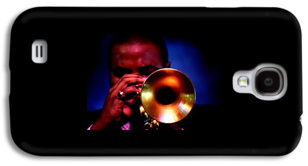 African-american Galaxy S4 Cases - Jazz 11 Galaxy S4 Case by David Gilbert