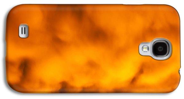 Raging Galaxy S4 Cases - Jealousy Galaxy S4 Case by Az Jackson