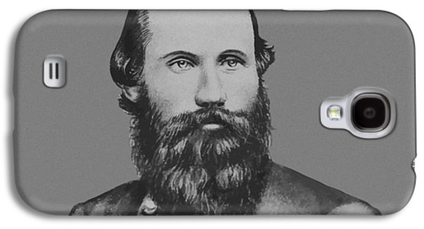 Pride Galaxy S4 Cases - JEB Stuart -- Confederate General Galaxy S4 Case by War Is Hell Store