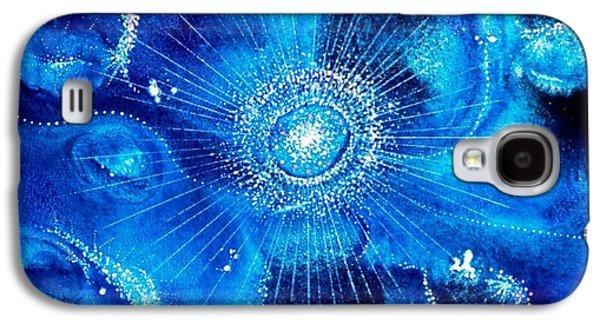 Angel Mermaids Ocean Galaxy S4 Cases - Jewel of the Islands Galaxy S4 Case by Lee Pantas