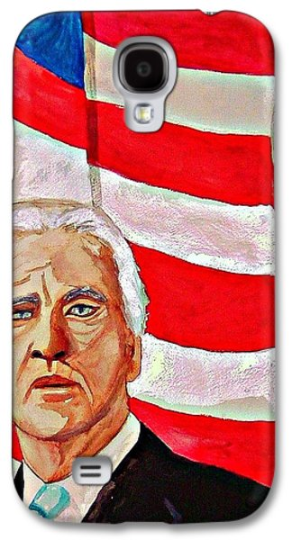 Joe Biden Galaxy S4 Cases - Joe Biden 2010 Galaxy S4 Case by Ken Higgins