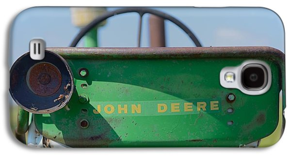 Machinery Galaxy S4 Cases - John Deere 720 No 3 5460 Galaxy S4 Case by Ken DePue