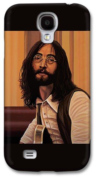 John Lennon Imagine Galaxy S4 Case by Paul Meijering