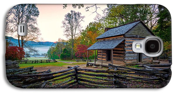 John Oliver Place In Cades Cove Galaxy S4 Case by Rick Berk