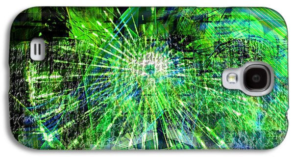 Abstract Digital Art Galaxy S4 Cases - Joy in the Journey Galaxy S4 Case by Art Di