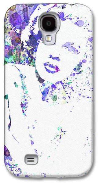 Movie Art Galaxy S4 Cases - Judy Garland Galaxy S4 Case by Naxart Studio