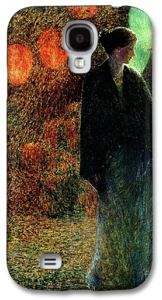 July Night Galaxy S4 Case by Childe Hassam