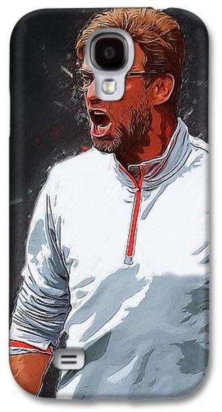 Jurgen Kloop Galaxy S4 Case by Semih Yurdabak